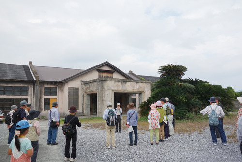2014.10.26 田川フィールドトリップ 本部事務所周辺のまち歩きに参加しました!