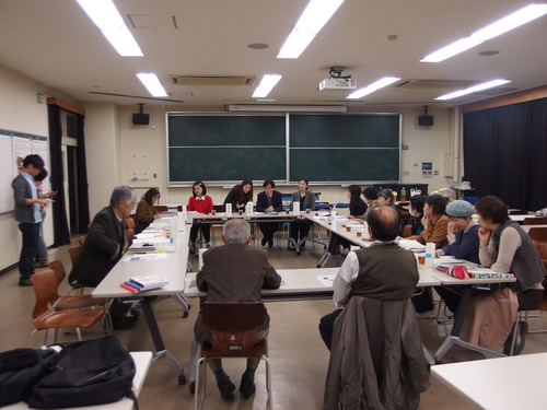 11月20日「尹東柱の詩を読み継ぐ2015」第6回実行委員会開催