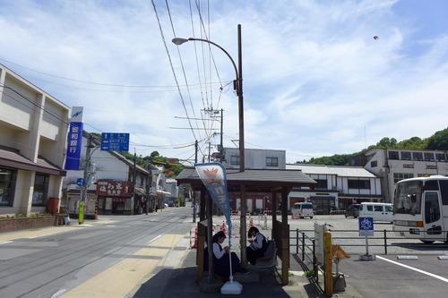ふ印ボス、竹田(大分県)の中心市街地をいつもとは異なった目玉と感覚で路上観察!