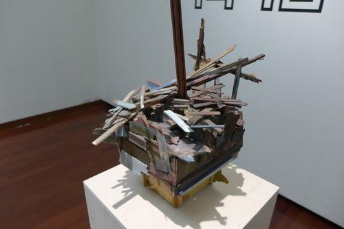 必見!!熊本市現代美術館『大竹伸朗ビル景1978-2019』展
