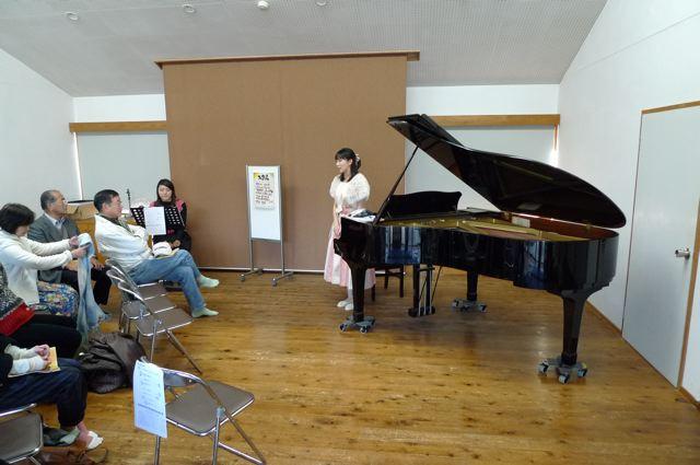 八女・明永寺 小井塚ななえピアノソロコンサート大成功!!