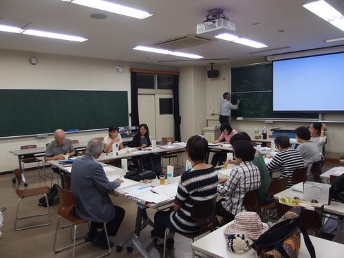「尹東柱の詩を読み継ぐ2015」第4回実行委員会が行われました。2014.9.25