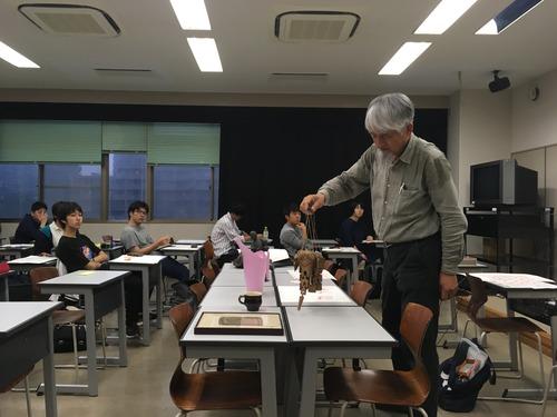 ささやかな合意形成が大きな場を生み出す!!2019年10月18日(金)4・5時限目開講、九州大学芸術工学部芸術情報設計学科「フィールドワーク演習」第2回を行いました!