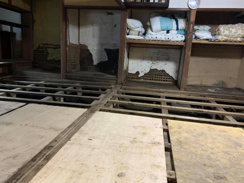 NPO法人リエラより続けて日田7月豪雨水害被災地現地の苦慮すべき実情が届きました!