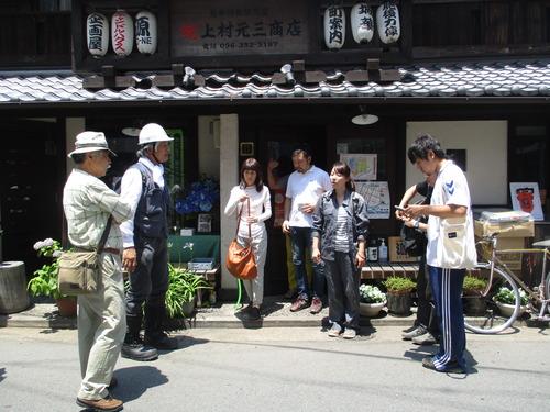 新町古町・西合志・菊池恵楓園・菊の城の現況を見てきました。2016.6.14