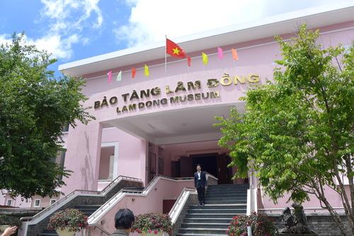 Minh Hanh女史と歩く〜LAM DON MUSEUM(ラムドン省立博物館)訪問踏査