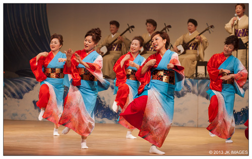 Empowered by the wind and with the wind My experience of Ushibuka Haiya Dancing Festival