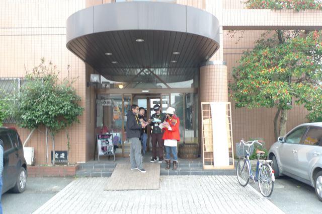 12月11日(金)~12日(土)日田にて芸術文化企画演習を実施しました。