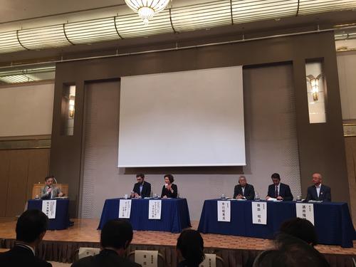 2015年5月25日(月)金沢市において『世界創造都市シンポジウムー文化創造を生かした年の再興と社会課題の解決ー』に参加しました!