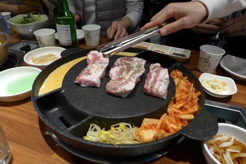 ふ印ラボ第23次韓国フィールドワーク、韓国FWの至上の楽しみは食文化調査にこそ!嗚呼、クッキングパパうえやまとちさんを連れて来たかった!!