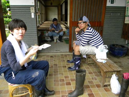 九州北部豪雨の災害ボランティア@日田参加しました!