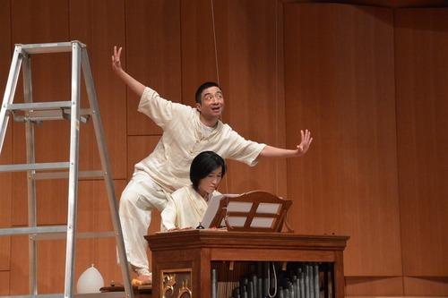 新井英夫さんの大冒険!