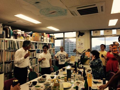 7月23日に吉峰拡くんの「トビタテ!吉峰!」「元気で!サーシャ」を開催いたしました。