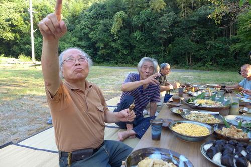 荒尾市にて小代焼窯元さんの夕宴を取材!