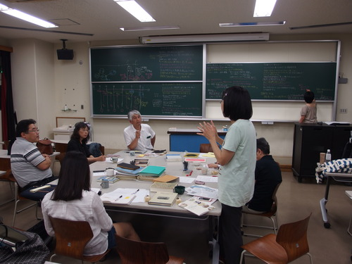 尹東柱の詩を読み継ぐ2015による追悼70年周忌および展覧会・講演会(2015年2月8日(日)開催)の第1回実行委員会開催!