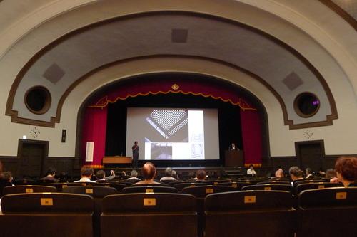 2011年度日本建築学会大会が早稲田大学で開催されました!