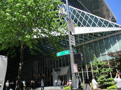 アメリカ図書館研修報告①-シアトル公共図書館・ワシントン大学図書館-2015.6.23-24