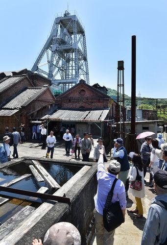 目前の世界文化遺産候補地は?世界遺産:登録先取り! 九州で観光ブーム 新名物も登場