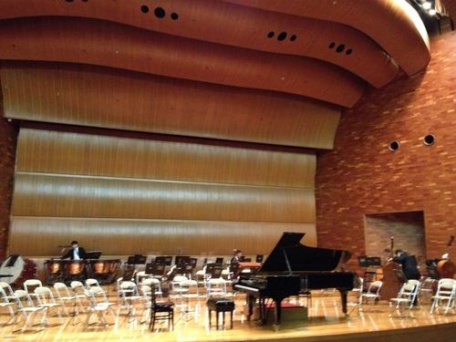 2014.2.13 ふ印OGピアニスト、小井塚ななえさんがソリストを務める新進演奏家育成プロジェクト オーケストラ・シリーズを鑑賞しました!