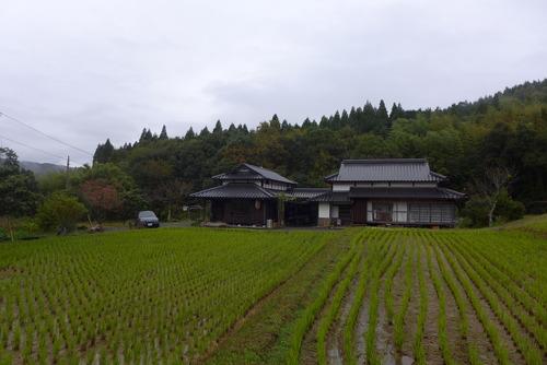 天草市新和町にUターンされた九大・建築学科先輩のお宅を訪問!