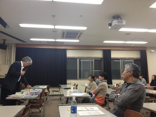 2014.5.20 九州大学公開講座 建築探偵シリーズその10 創造都市の歩き方 〜アジアの創造都市を訪ねて〜
