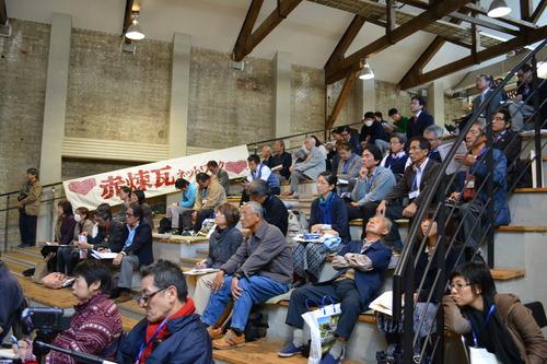 2013.11.15ー16.赤煉瓦ネットワーク全国大会ー関門大会ーが開催されました
