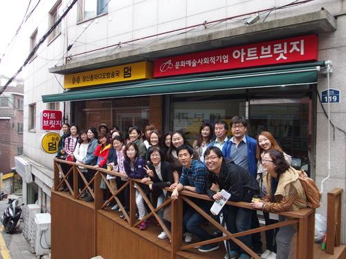 韓国東大門市場エリア調査2014.9.17-19そして10.1‐3