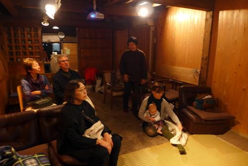 NHKドキュメンタリー『赤字木』を見ました。そして谷根千同窓会!