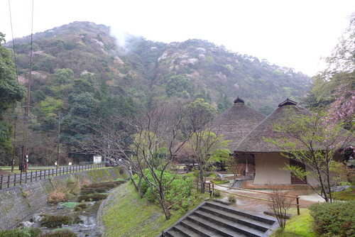 令和二年卯月朔日、福岡県久山町の茅乃舎へ晴明「万物生長此時、皆清浄明潔」散策へ