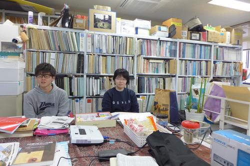 ふ印ラボ(九州大学藤原惠洋研究室)新年度メンバーによる定例ゼミ開催しました!!