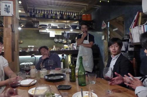 大分県竹田市の芸術文化を生かした地域創造を語るならイタリアン料理を堪能しながらリカドで交わすべし!
