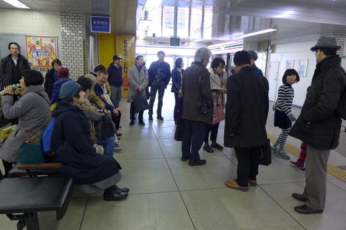 文化資源学会[第74回遠足 春が来た!神戸塩屋・昔と今が香る坂道]神戸、須磨、塩屋を訪ねました!その2一ノ谷から須磨公園、そしてグッゲンハイム邸へ