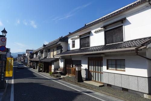 国選定伝統的建造物群保存地区豆田町、コロナ禍感染防止で静まった今を歩く!