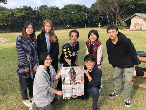 戦国武将スポーツかくれんぼ大会2019、唐津市名護屋にて開催!!
