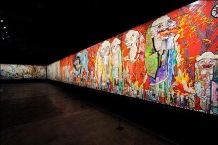 2012.5.20[日] 福岡市美術館 村上隆氏の講演会に参加しましたpart2