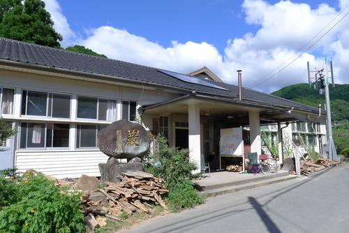 同人森野さん、黒木町へ被災地支援ボランティアへ