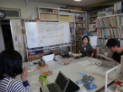 芸術情報プロジェクト演習「2020年東京オリンピックに向けて動き出す社会」2015.5.1