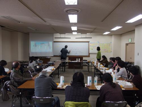 2015年1月24日(土)第11回尹東柱の詩を読み継ぐ2015実行委員会を行いました。