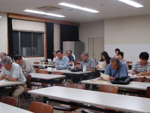 2011.7.19. 九州大学大学院芸術工学研究院公開講座「文化財VS文化資源」第四回講座