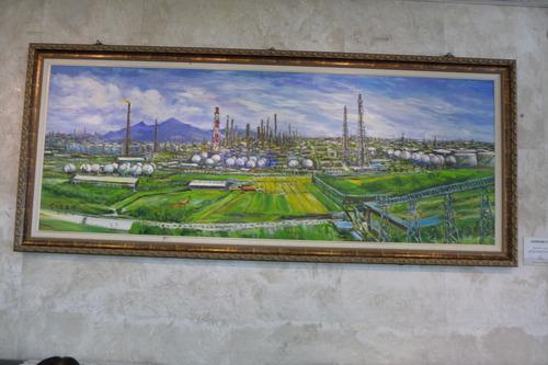 台湾・高雄左営の台湾中油敷地を産業遺産踏査+路上観察しました!