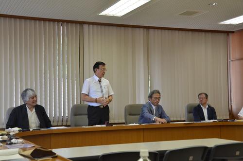 2015年7月31日(金)午後、大分県竹田市は地方創成に向けたリーディングプロジェクト始動!「移住・定住に関する推進体制整備支援事業」第一回アクションプラン会議を開催!