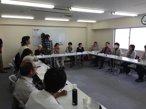 10月4日(日)福岡・尹東柱の詩を読む会特別例会に参加しました。