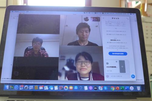 2020年5月22日(金)オンラインにて九州大学芸術工学部芸術情報設計学科3年「芸術情報プロジェクト演習」前半テーマが始まりました!!