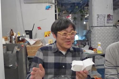 向日葵設計の新田知生・愛子ご夫妻より新作発表のお便り。