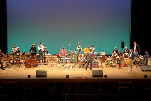天草大陶磁器展のメインコンサート、鹿児島の「しょうぶ学園」Otto&Orabuコンサートが凄すぎる!!