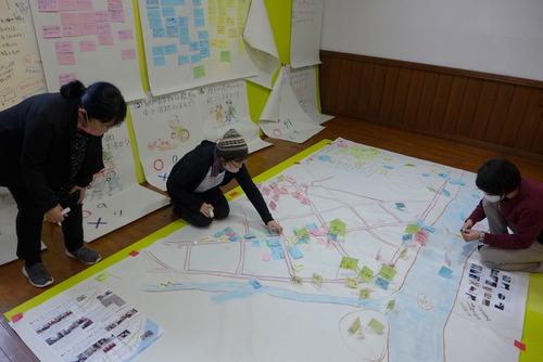 2021年3月21日(日)日田市隈町の隈まちわいわいワークショップ第5回目を特別編として開催しました!