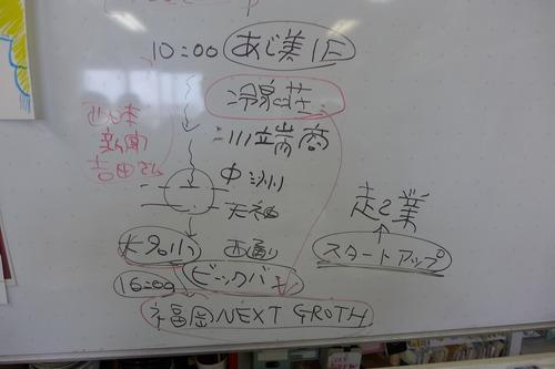 2018年10月16日(火)芸術情報総合演習藤原版、始動開始!