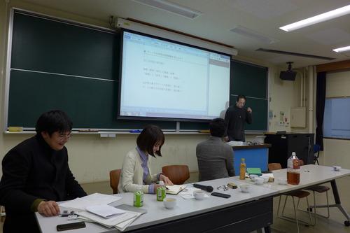2019年3月16日(土)九州大学芸術文化環境学会第10回研究会を開催しました!!