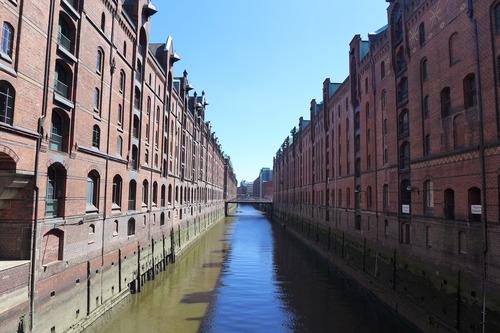 ふ印ボスのドイツまち歩き便り 世界文化遺産登録「ハンブルクの港湾倉庫群」