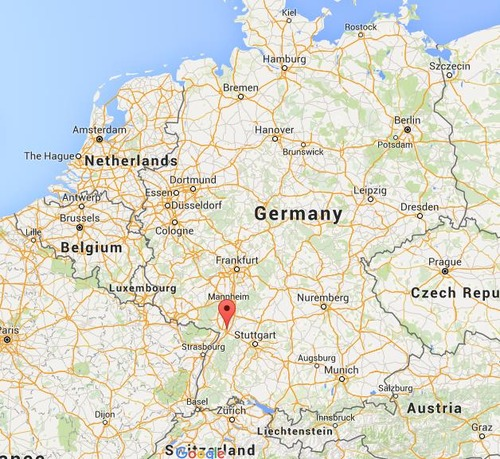 Where-is-Karlsruhe-on-map-Germany